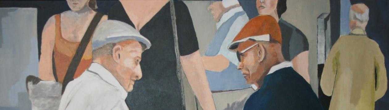 Rainer Bergmann – Figurative Malerei