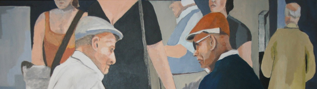 Figurative Malerei von Rainer Bergmann M.A.