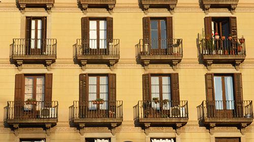 Barcelona, Samstag morgen 7 Uhr