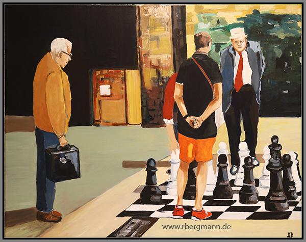 Strategy oder die Macht des Spiels, Rainer Bergmann M.A.